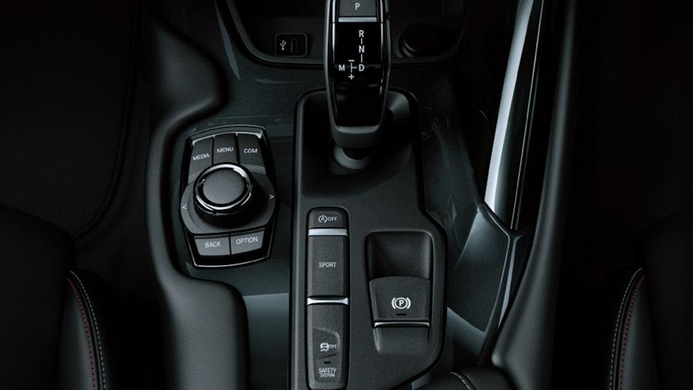 Toyota Supra 2019 Interior 007