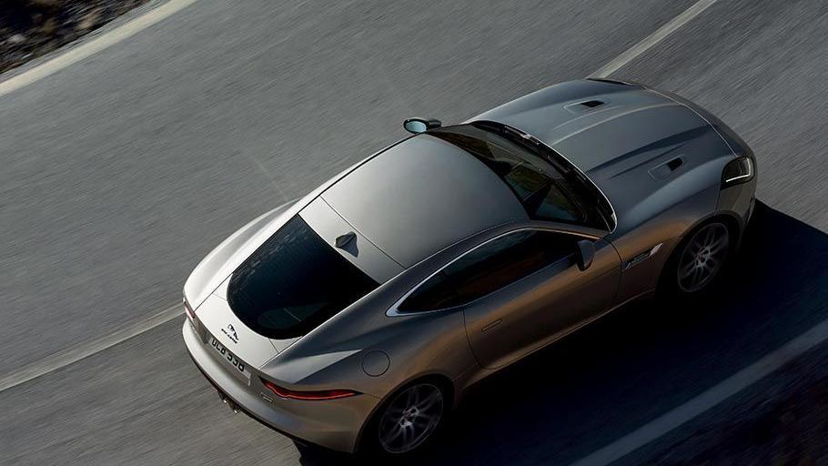 Jaguar F-TYPE 2019 Exterior 044