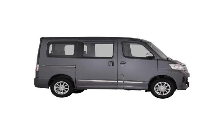Daihatsu Luxio 2019 Exterior 003