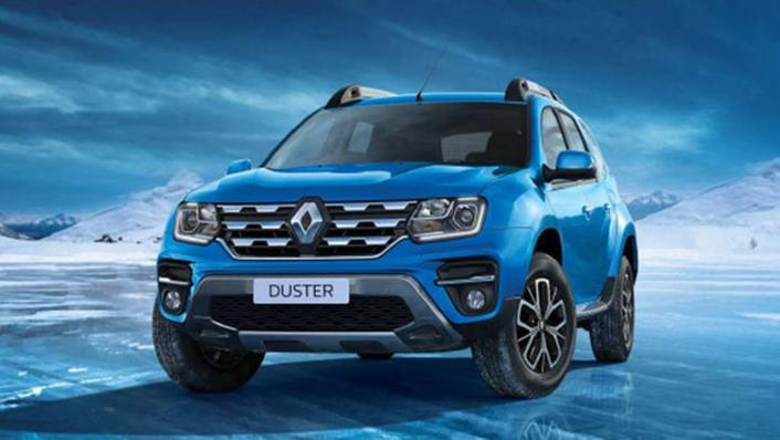 Renault Duster 2019 Exterior 002