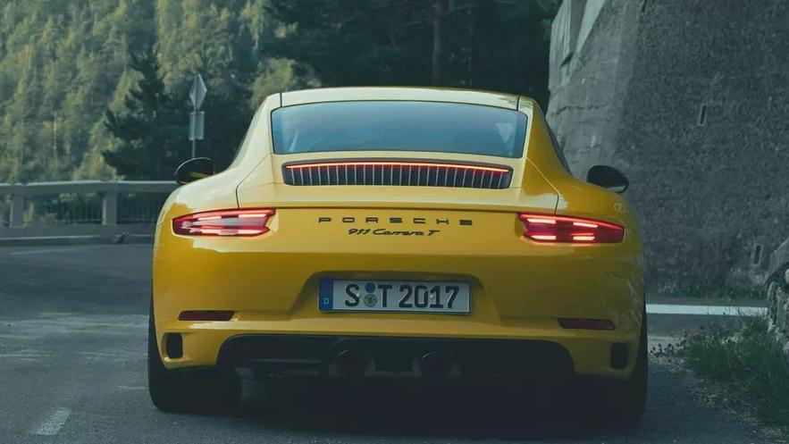 Porsche 911 2019 Exterior 065
