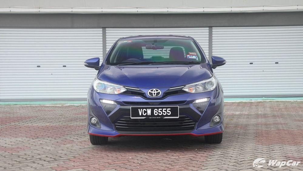 Toyota Vios 2019 Exterior 030