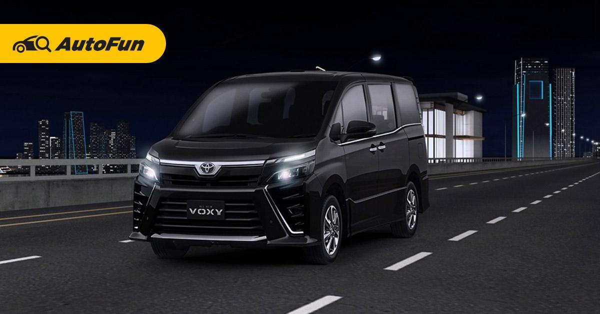 Kelebihan dan Kekurangan Toyota Voxy 01