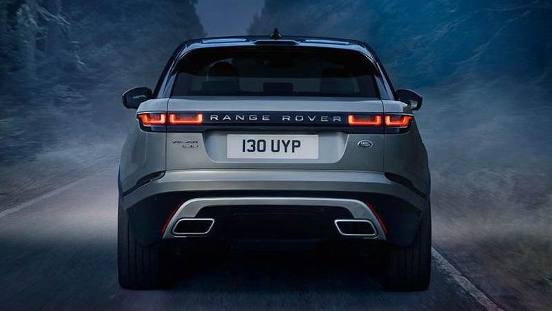 Land Rover Range Rover Velar 2019 Exterior 013