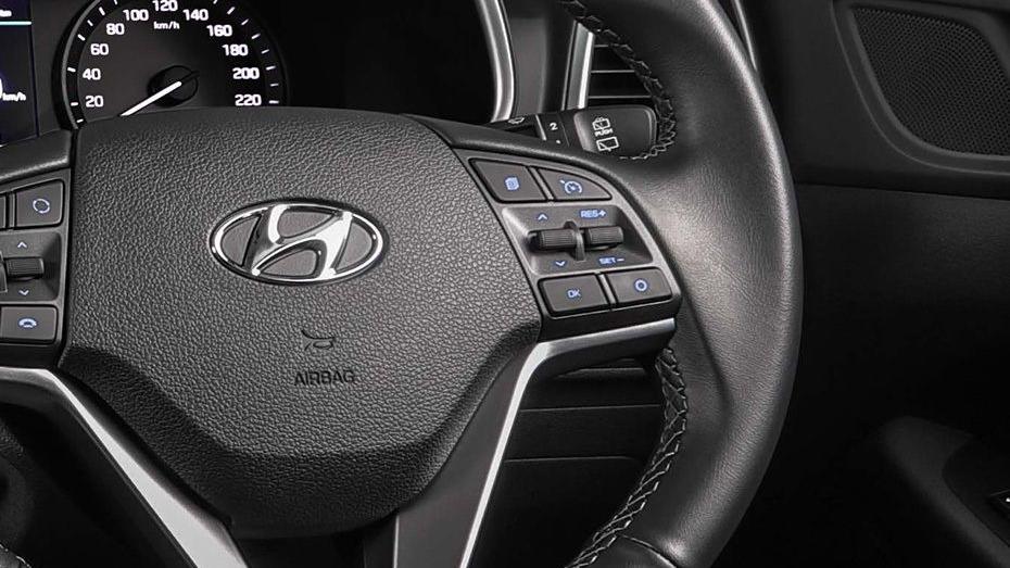 Hyundai Tucson 2019 Interior 003