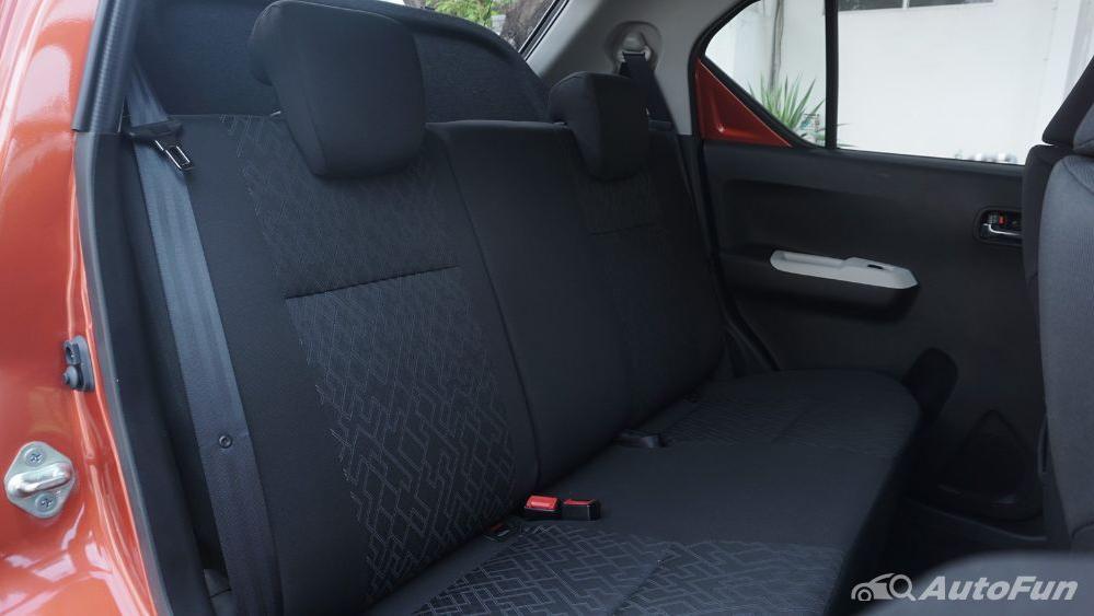 Suzuki Ignis GX AGS Interior 039