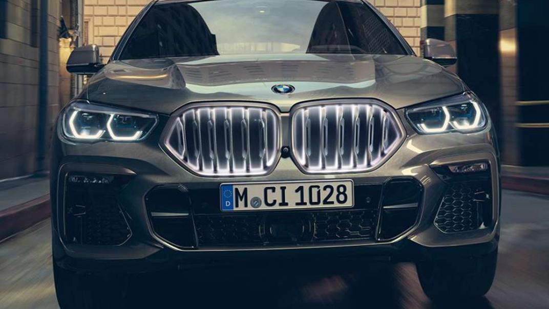 BMW X6 2019 Exterior 007