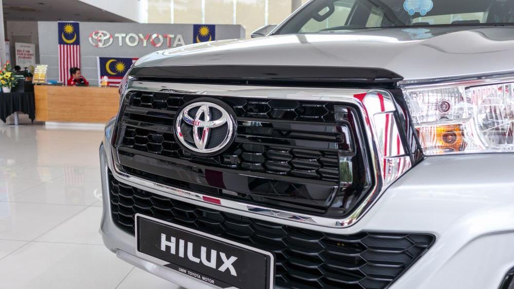 Toyota Hilux 2019 Exterior 006