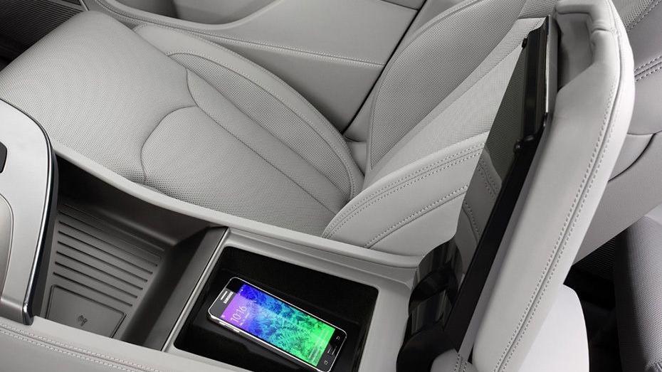 Audi Q7 2019 Interior 009