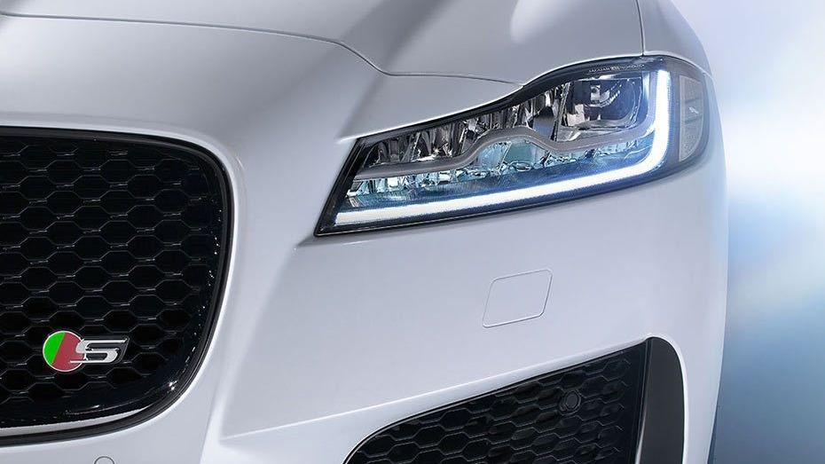 Jaguar XF 2019 Exterior 009