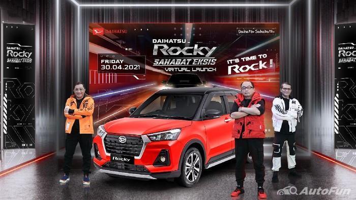 Komparasi Daihatsu Rocky 1.0 Turbo vs Honda Brio RS, Jadi Senjakala Hatchback di Indonesia? 02