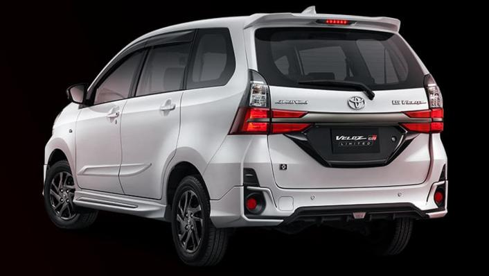 2021 Toyota Veloz 1.5 A/T GR Limited Exterior 002