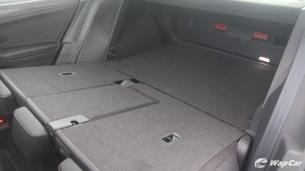 Volkswagen Tiguan 2019 Interior 056
