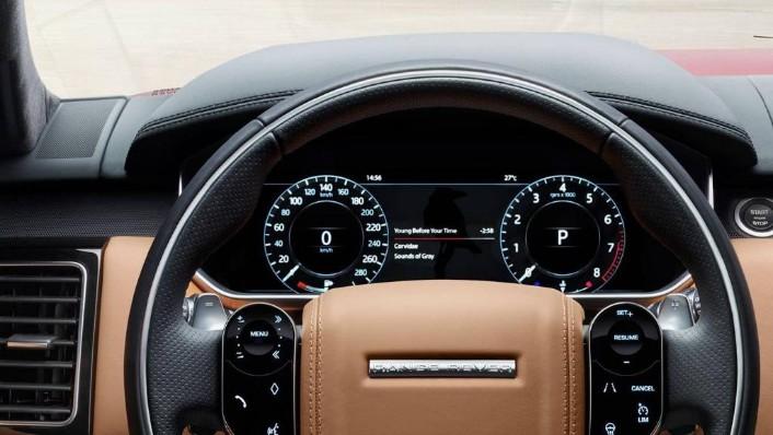 Land Rover Range Rover Sport 2019 Interior 005