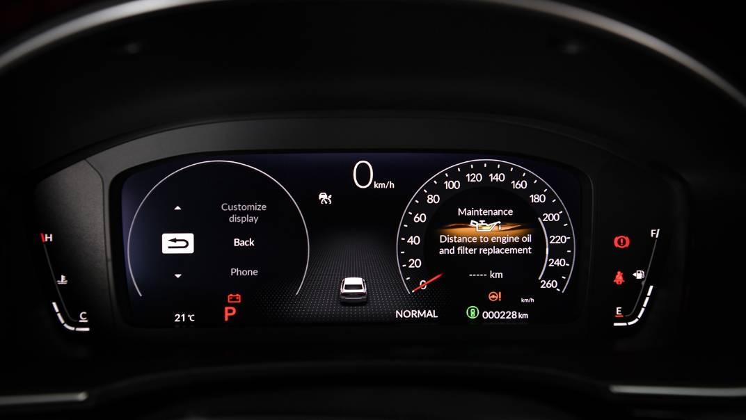 2022 Honda Civic Upcoming Version Interior 021