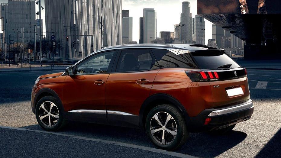 Peugeot 3008 2019 Exterior 033