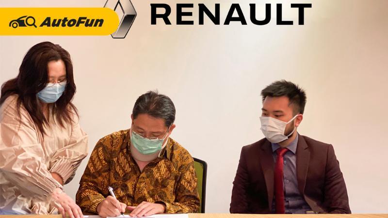 Incar Pasar Mobil Listrik & Mobil Penumpang di Indonesia, Saham Renault Indonesia di Beli Prestige Motorcars 02