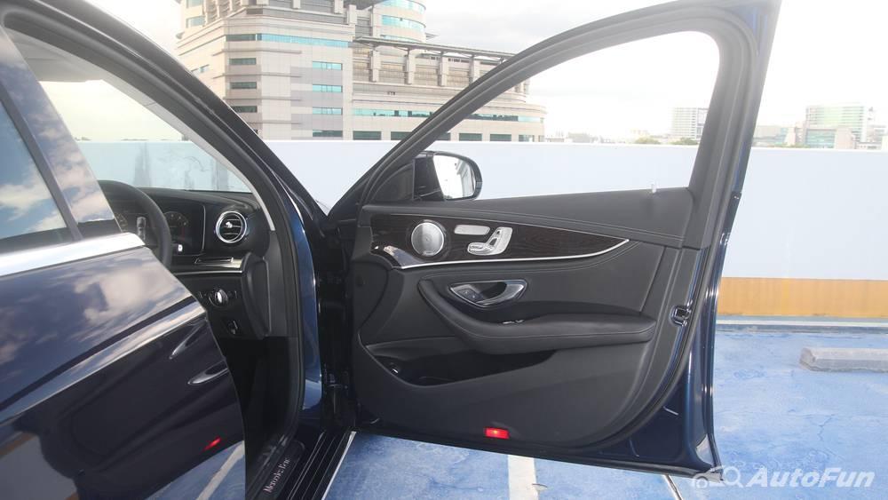 Mercedes-Benz E-Class 2019 Interior 029