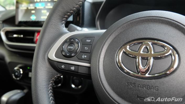 2021 Toyota Raize Interior 004