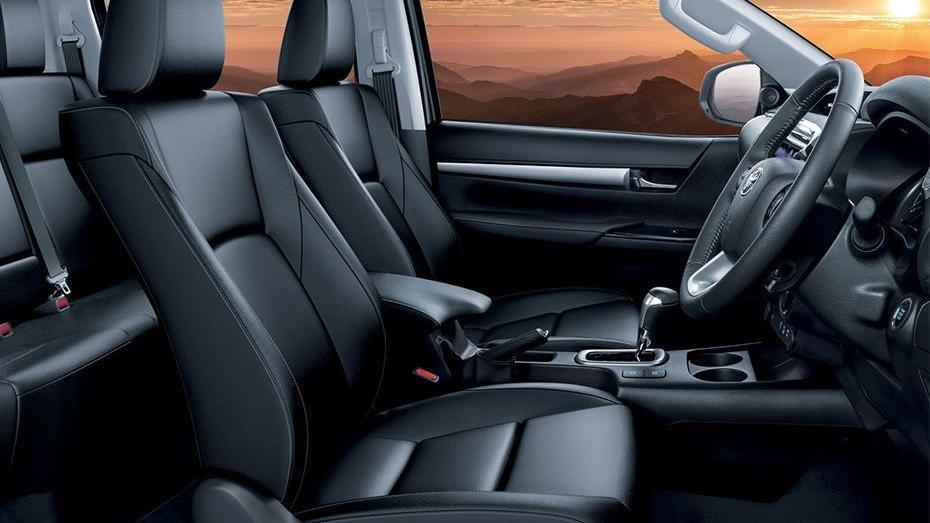 Toyota Hilux 2019 Interior 047