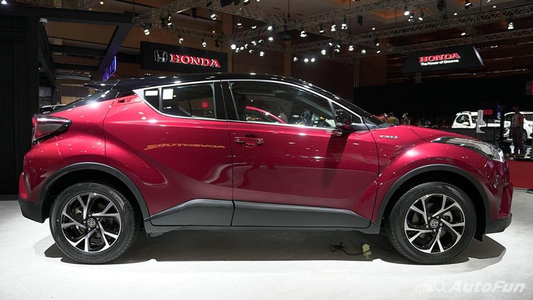 2021 Toyota CHR Exterior 003