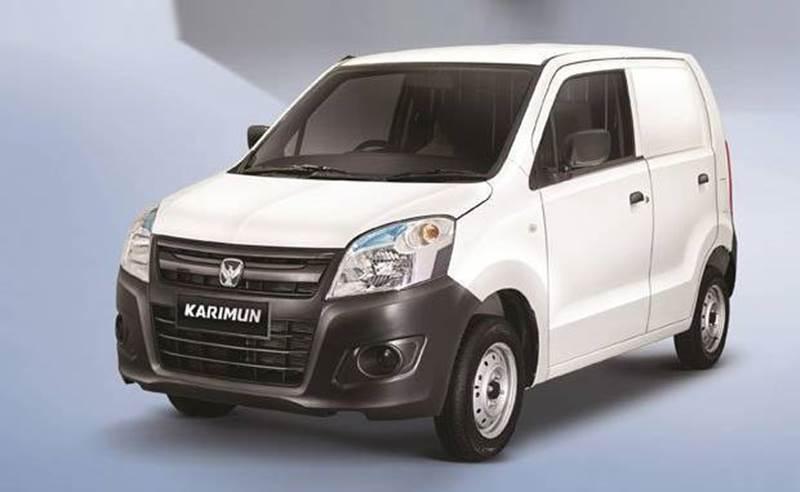Suzuki Wagon R Blind Van