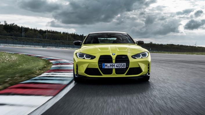 2021 M4 Coupe Competition Exterior 009