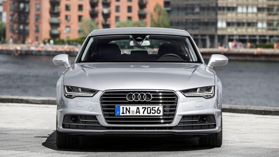 Audi A7 2019 Exterior 005