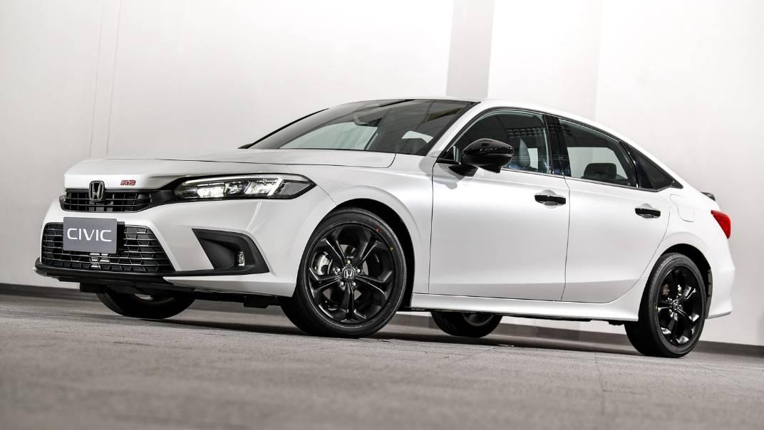2022 Honda Civic Upcoming Version Exterior 014