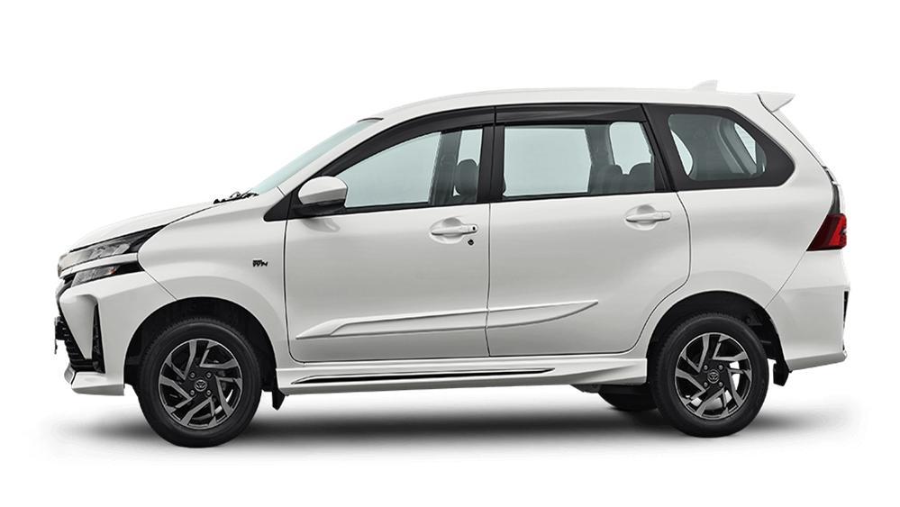 Toyota Avanza Veloz 2019 Exterior 003
