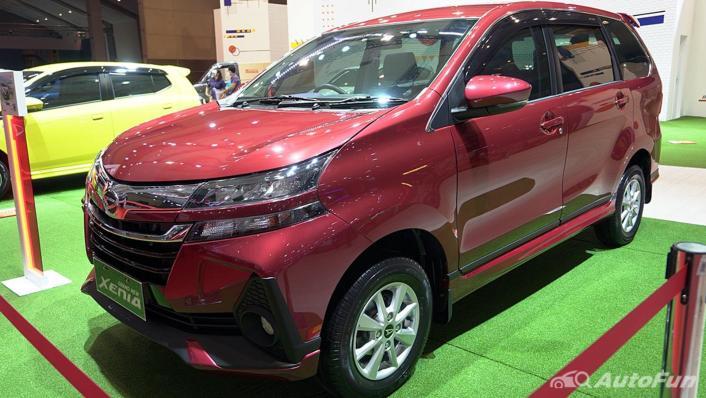 2021 Daihatsu Grand Xenia Exterior 001