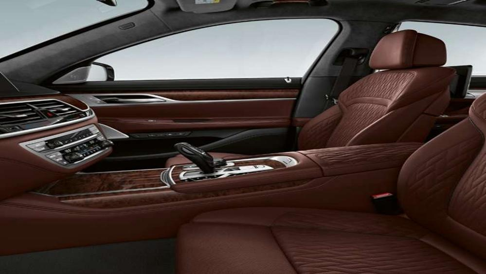 BMW 7 Series Sedan 2019 Interior 013