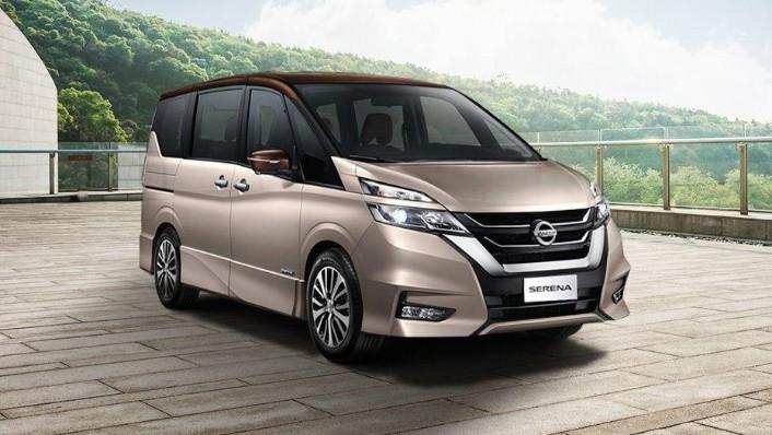 Nissan Serena 2019 Exterior 003