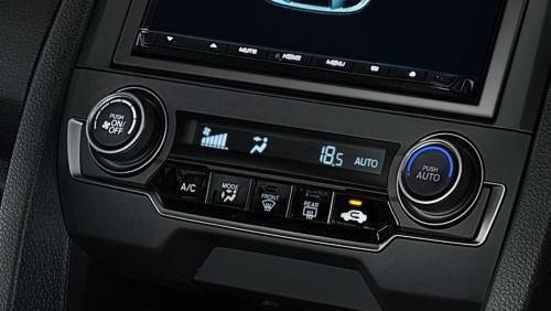 Honda Civic Hatchback 2019 Interior 007