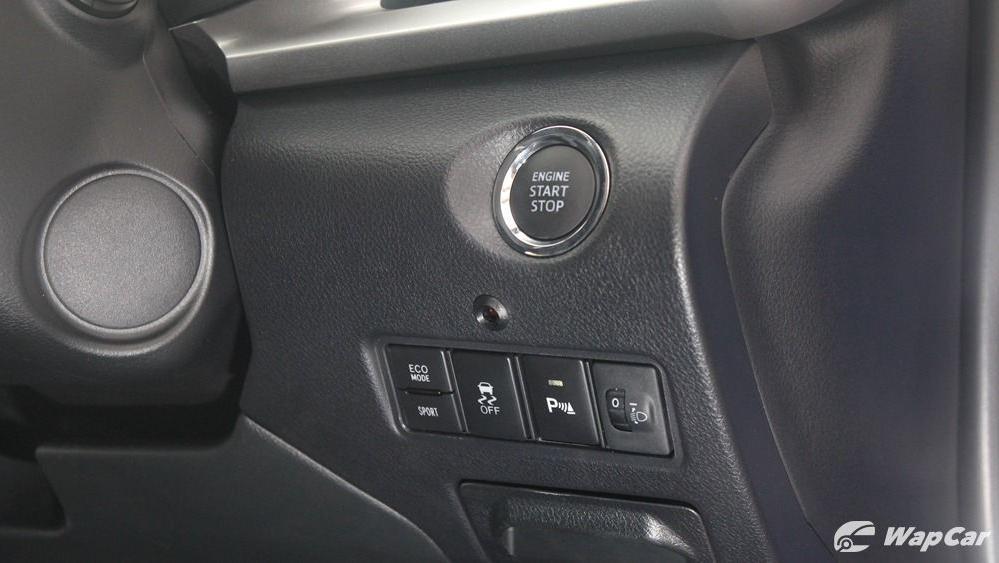 Toyota Vios 2019 Interior 048