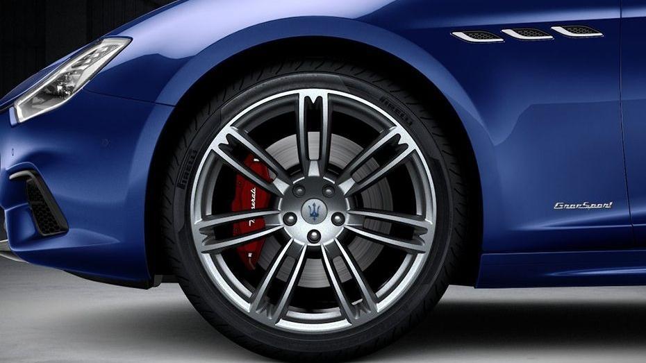 Maserati Ghibli 2019 Exterior 016