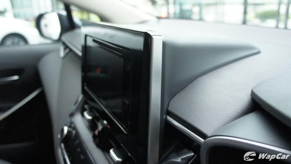 Toyota Corolla Altis 2019 Interior 019