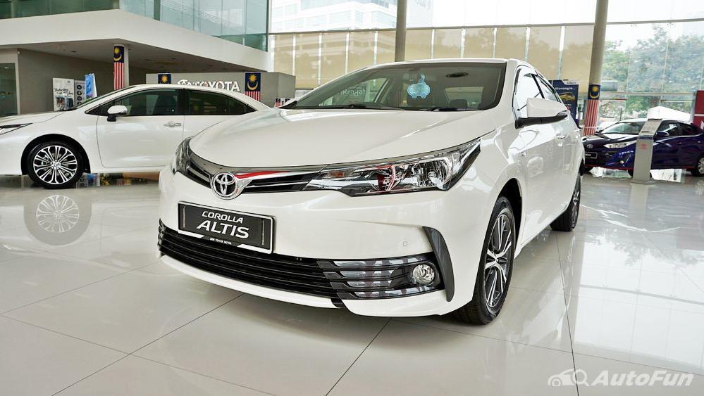Toyota Corolla Altis 2019 Exterior 052