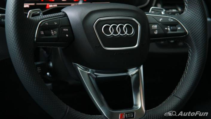 2021 Audi RS 4 Avant Interior 007