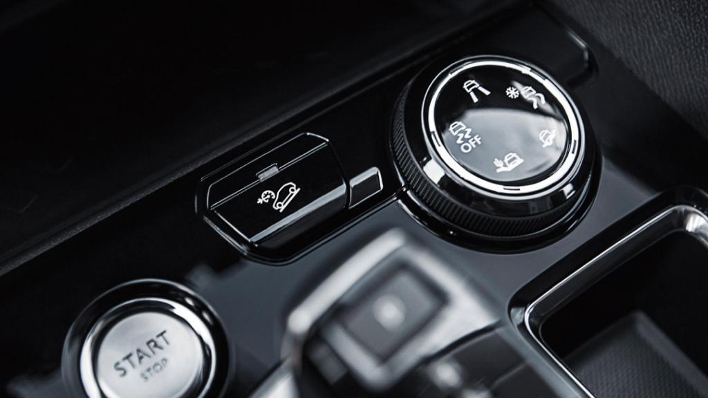 Peugeot 5008 2019 Interior 047
