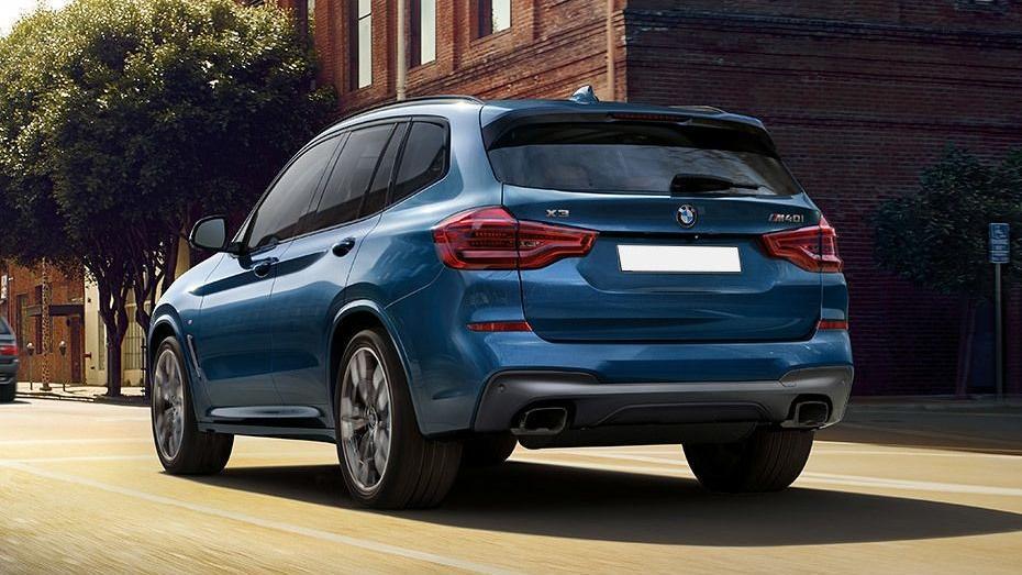 BMW X3 2019 Exterior 005