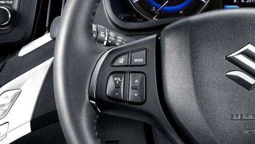 Suzuki Baleno 2019 Interior 002