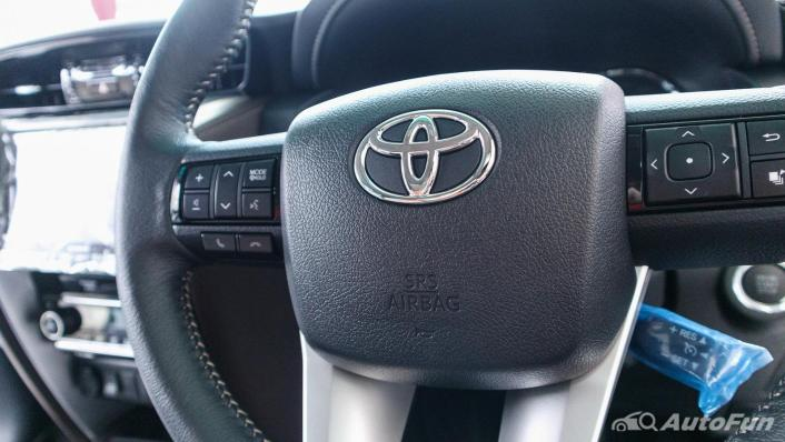 Toyota Fortuner 2019 Interior 006