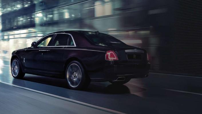 Rolls Royce Ghost 2019 Exterior 002