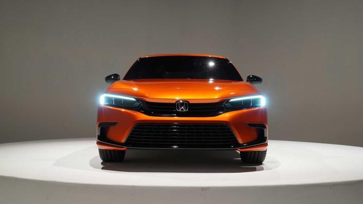 2021 Honda Civic International Version Exterior 002