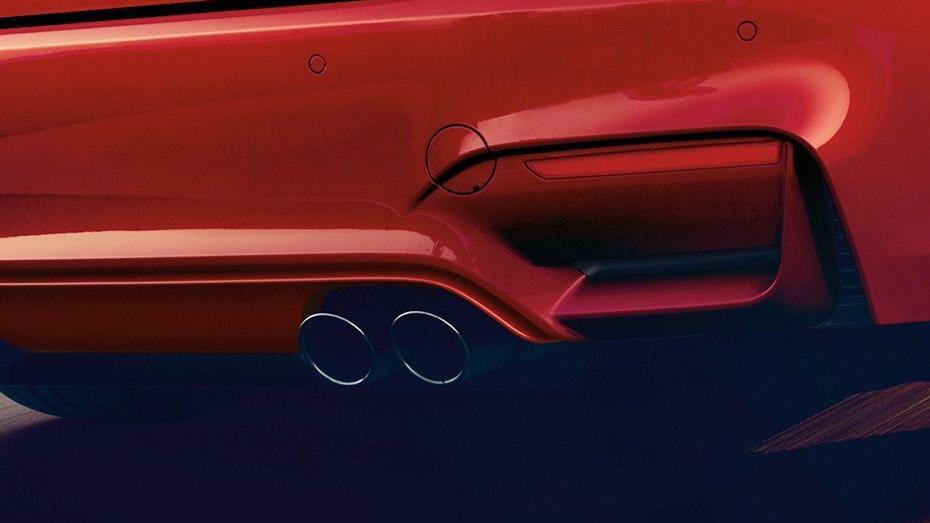 BMW M4 Coupe 2019 Exterior 014