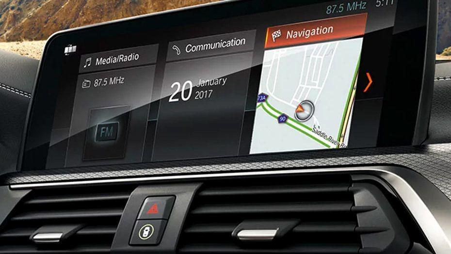 BMW X3 2019 Interior 004