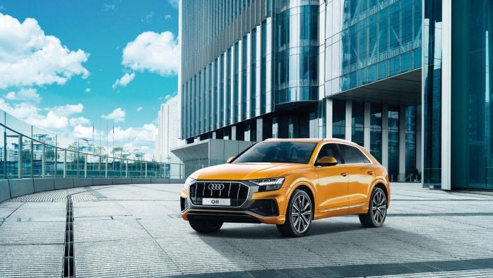 Audi Q8 2019 Exterior 006