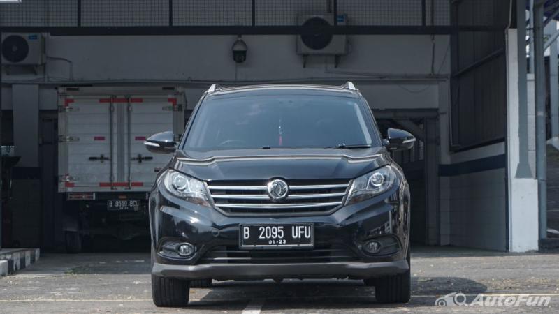 Overview Mobil: Mengetahui daftar harga terbaru dari DFSK Glory 580 1.8L CVT Luxury 02