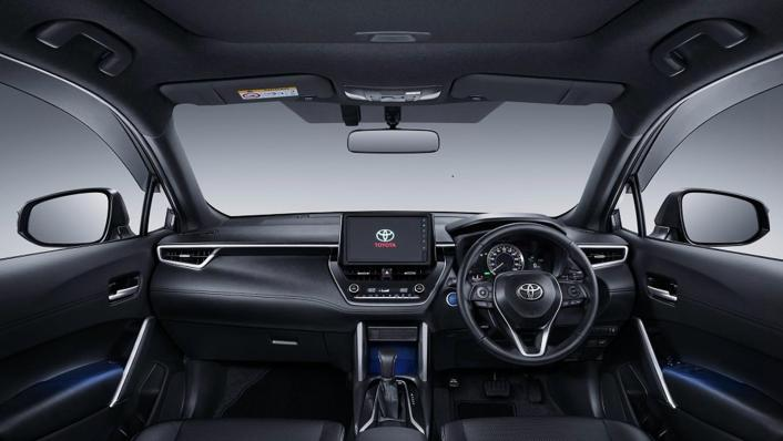 Toyota Corolla Cross Interior 001
